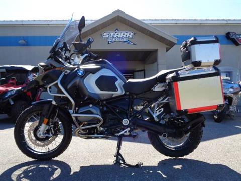 2015 BMW R 1200 GS Adventure in North Mankato, Minnesota