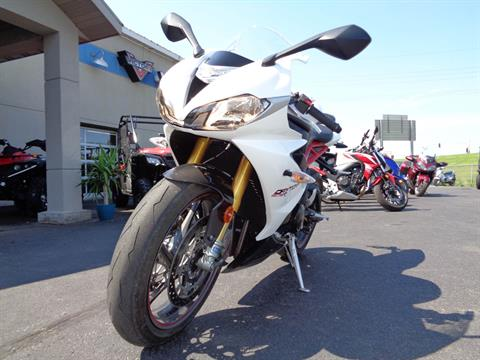 2013 Triumph Daytona 675R in North Mankato, Minnesota