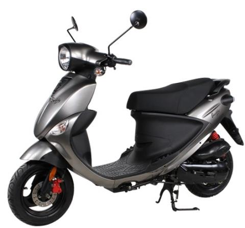 2015 Genuine Scooters Buddy 50 in North Mankato, Minnesota