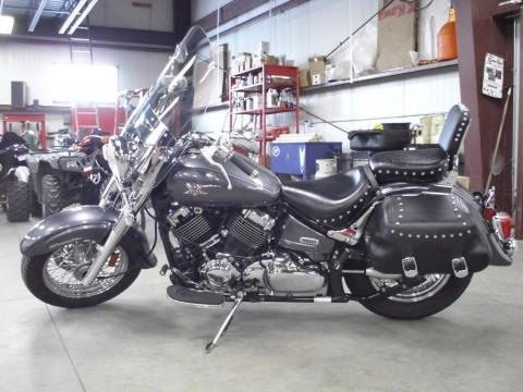 2005 Yamaha V Star® Silverado® in North Mankato, Minnesota