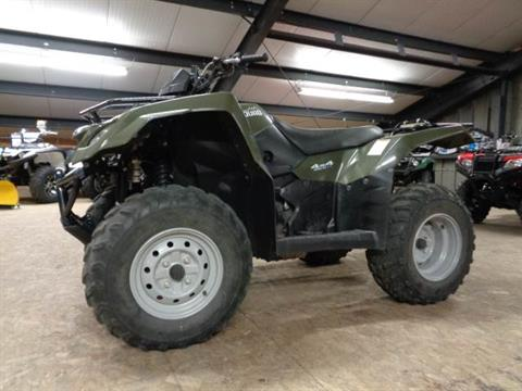 2008 Suzuki KingQuad® 400AS 4x4 Automatic in North Mankato, Minnesota