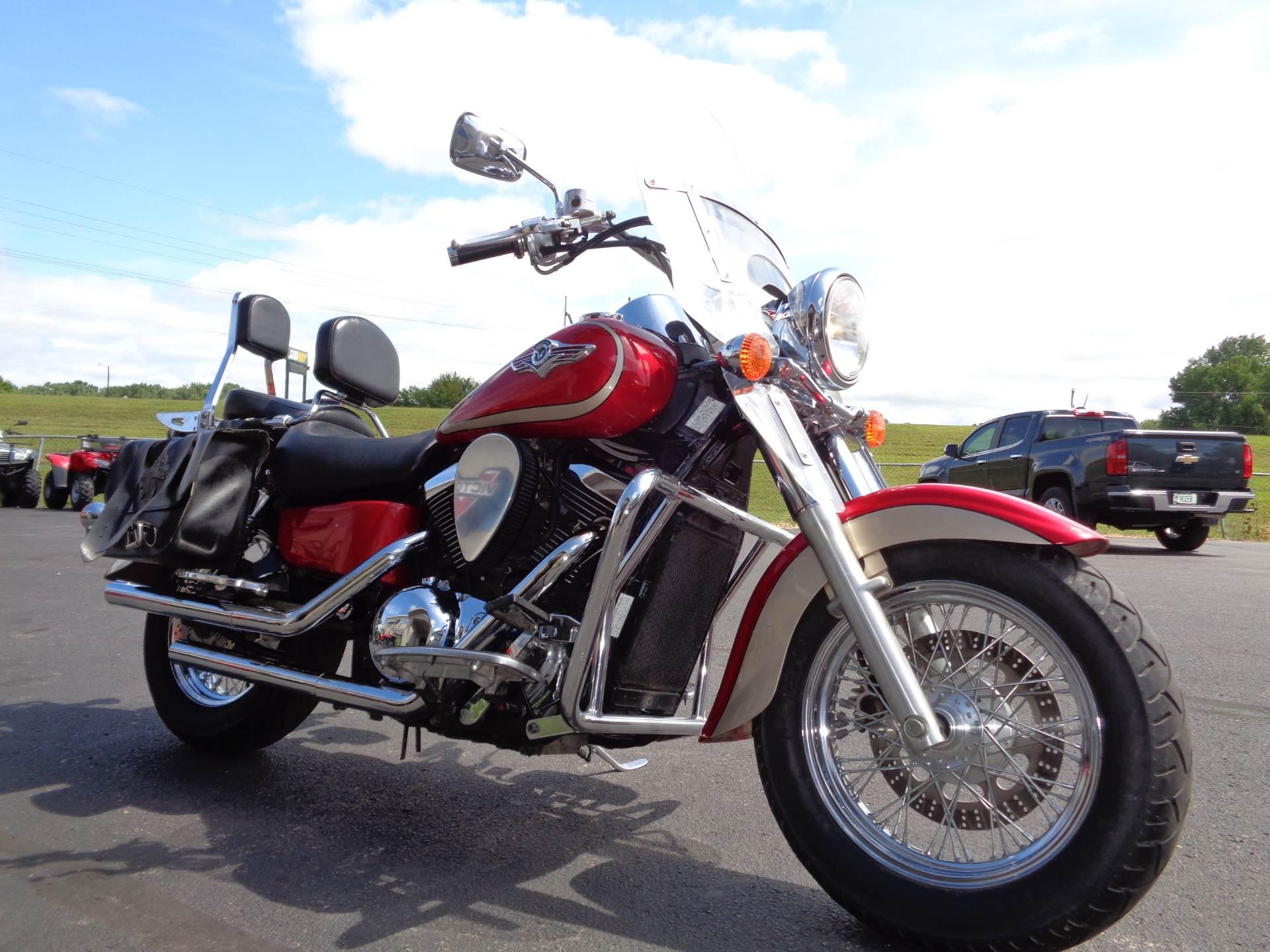 2000 Kawasaki Vulcan 1500 Classic Fi Motorcycles North Mankato Fuel Filter In Minnesota