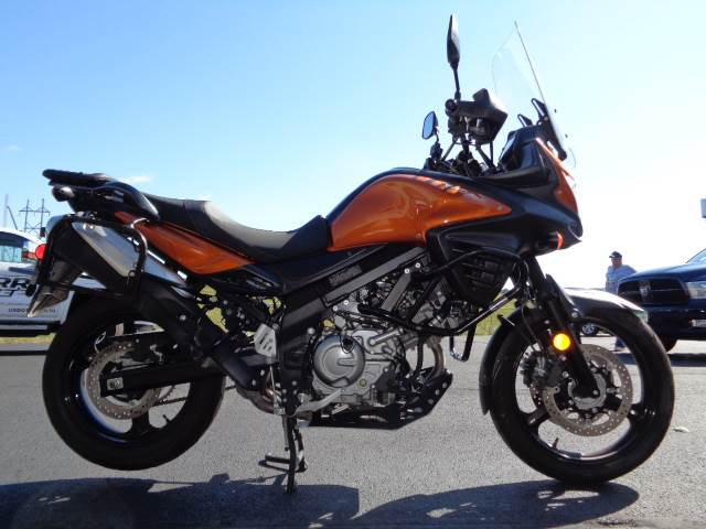 2012 Suzuki V-Strom 650 ABS in North Mankato, Minnesota