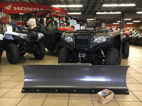 2018 Honda FourTrax Rancher 4x4 DCT IRS EPS in North Mankato, Minnesota
