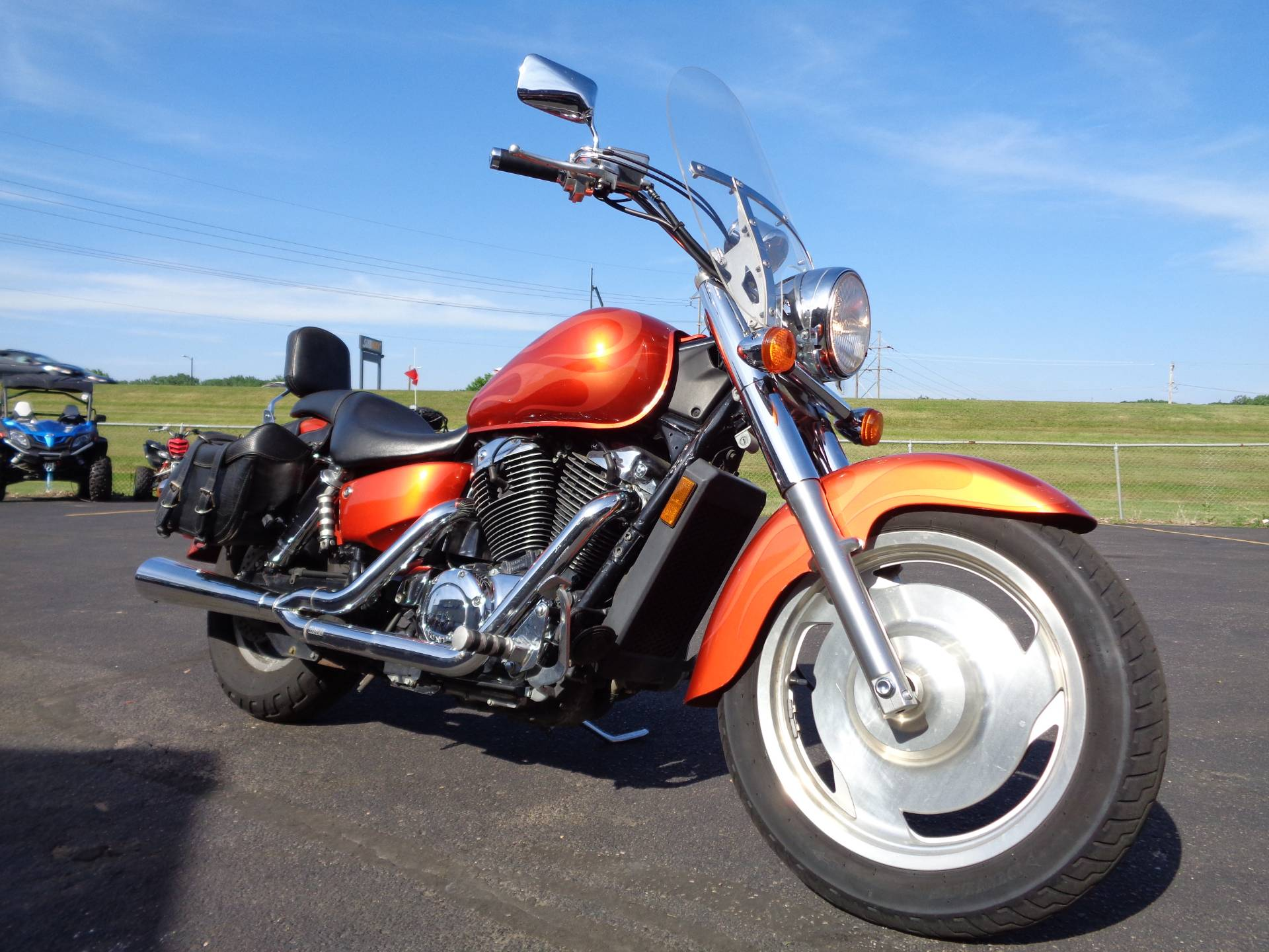 2003 Honda Shadow Sabre in North Mankato, Minnesota