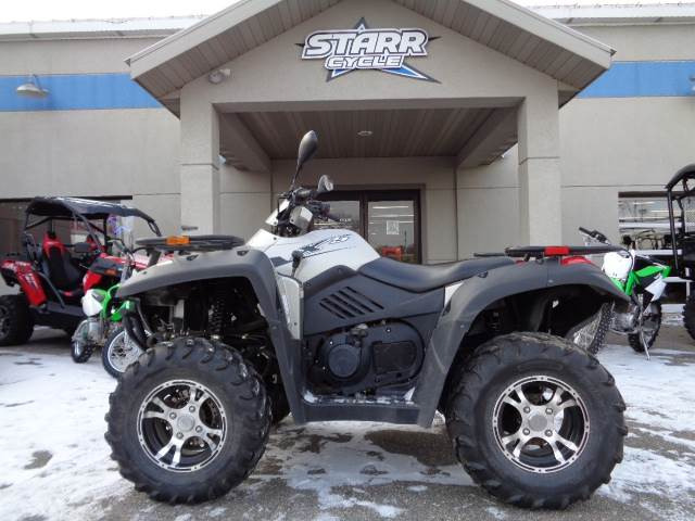 2012 CFMOTO X5 ATVs North Mankato Minnesota 1586