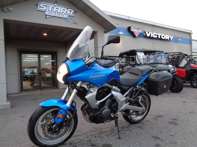 2009 Kawasaki Versys™ in North Mankato, Minnesota
