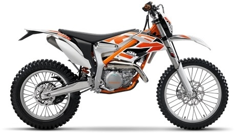 2017 KTM Freeride 250 R in North Mankato, Minnesota