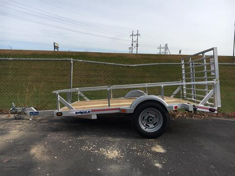 "2019 Eagle Trailers 60x96"" w/Swivel front jack in North Mankato, Minnesota"