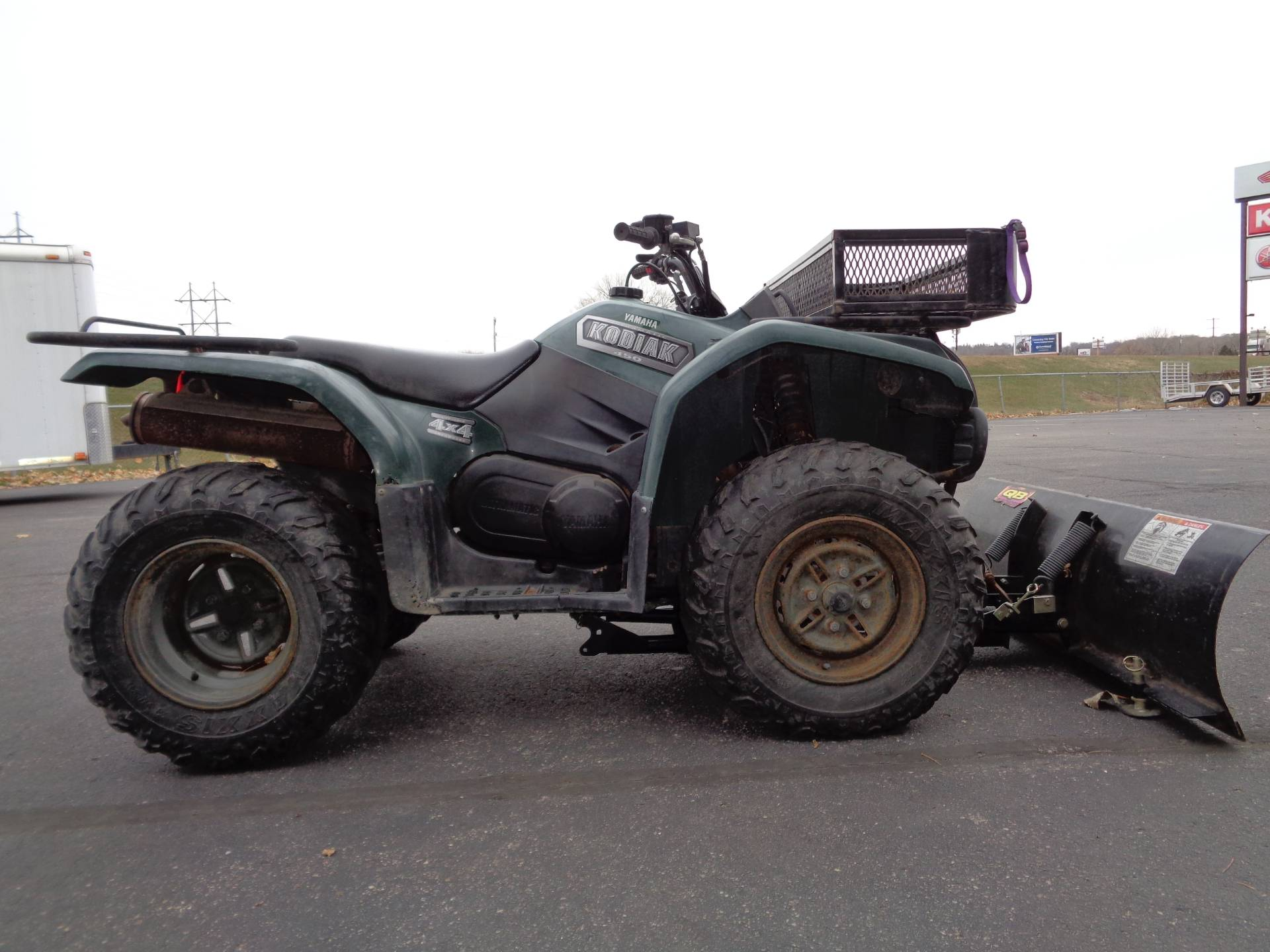 2003 Yamaha Kodiak 450 Automatic  4x4 for sale 233125