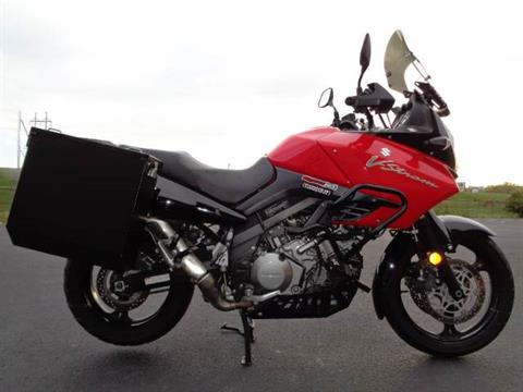 2012 Suzuki V-Strom 1000 in North Mankato, Minnesota