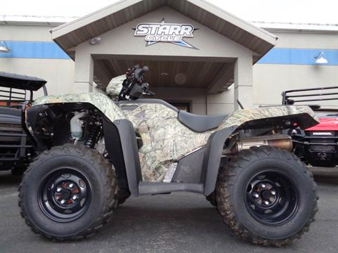 2015 Honda FourTrax® Foreman® 4x4 ES EPS in North Mankato, Minnesota