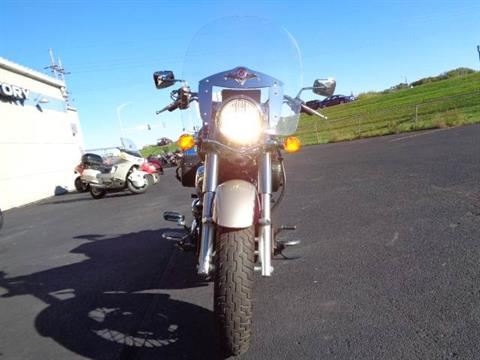 2012 Kawasaki Vulcan® 900 Classic LT in North Mankato, Minnesota