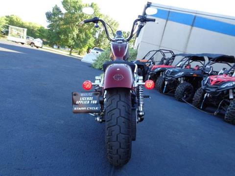 2013 Harley-Davidson Sportster® Seventy-Two® in North Mankato, Minnesota