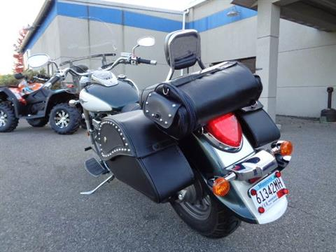 2009 Suzuki Boulevard C50 in North Mankato, Minnesota