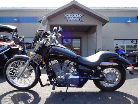 2013 Honda Shadow® Spirit 750 in North Mankato, Minnesota