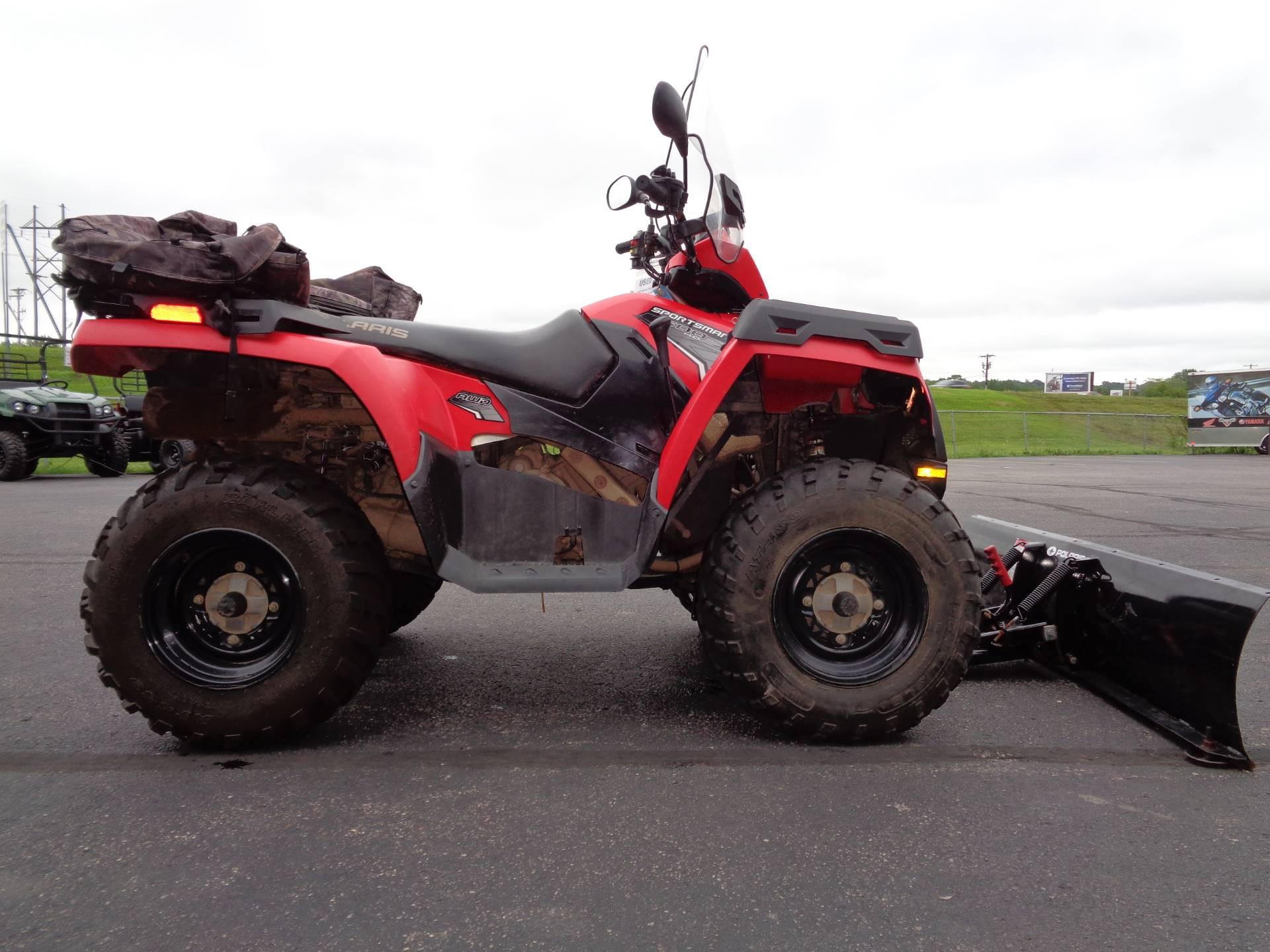 2012 Polaris Sportsman® 500 H O  in North Mankato, Minnesota