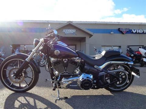 2014 Harley-Davidson Breakout® in North Mankato, Minnesota