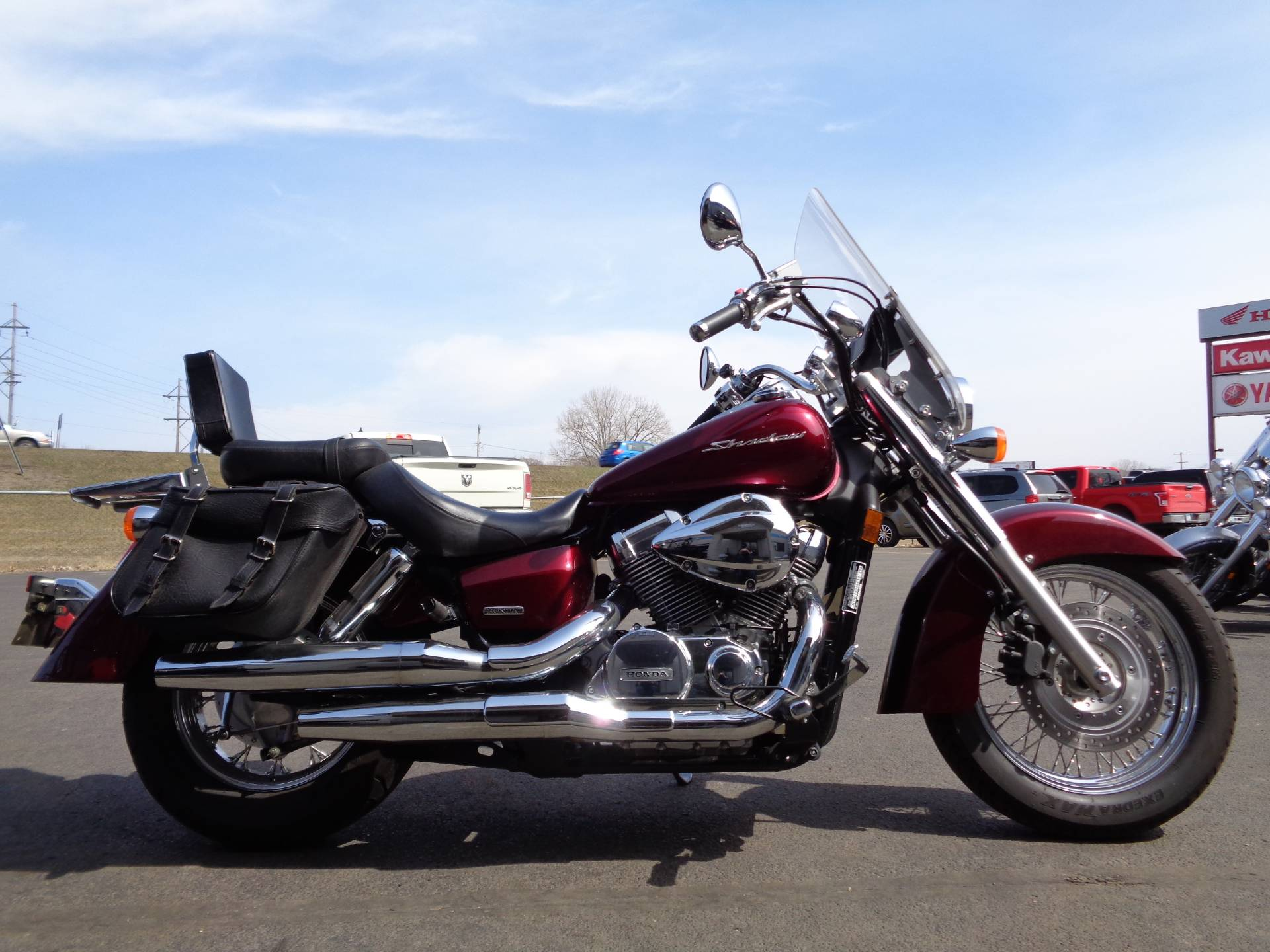 2009 Honda Shadow Aero® in North Mankato, Minnesota
