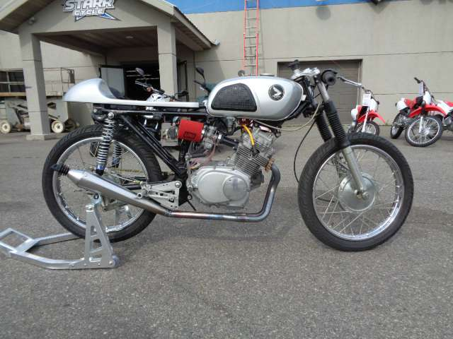 1969 Honda CL175 in North Mankato, Minnesota - Photo 1