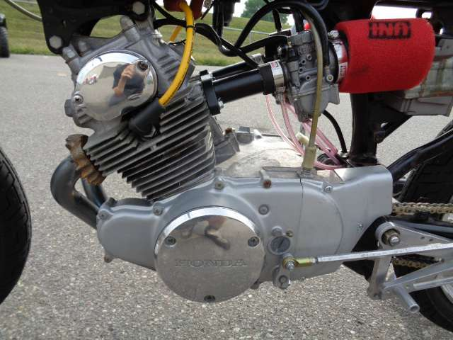 1969 Honda CL175 in North Mankato, Minnesota - Photo 13