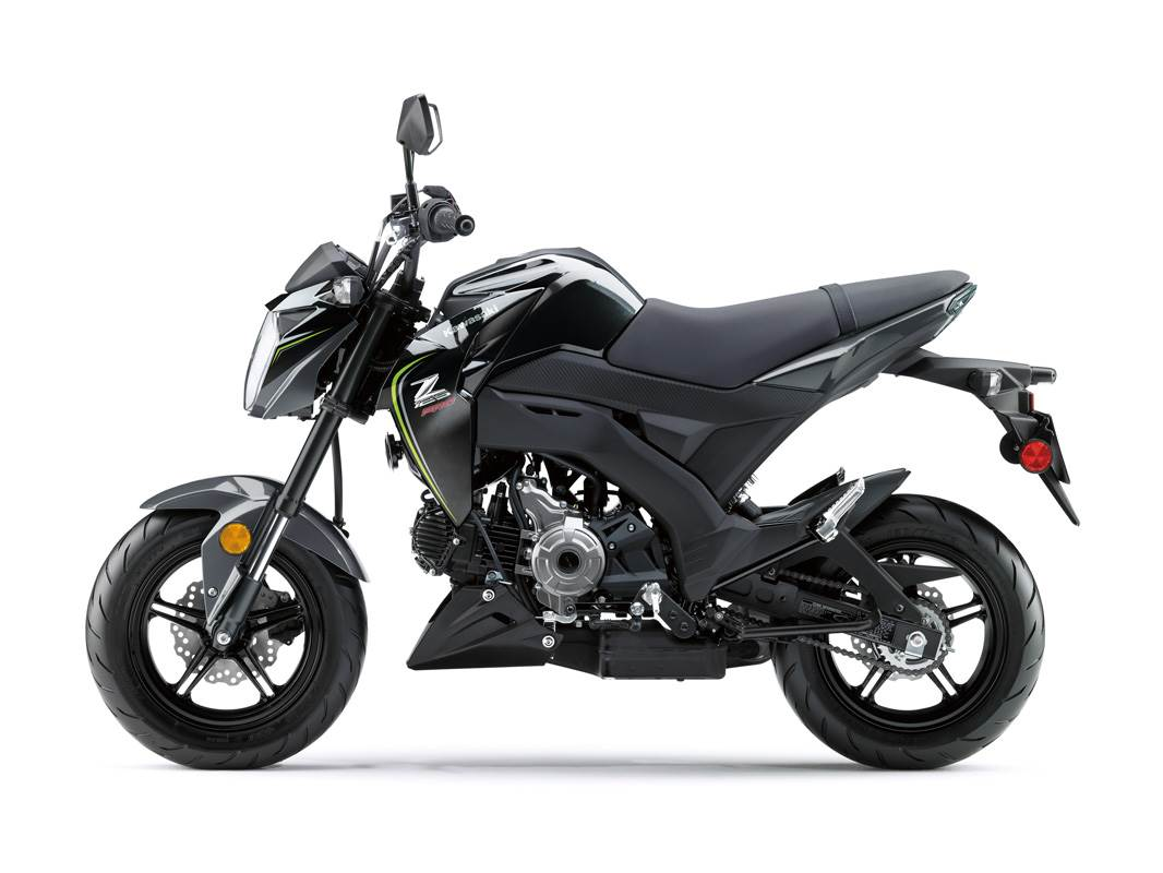 2018 Kawasaki Z125 Pro in North Mankato, Minnesota - Photo 1