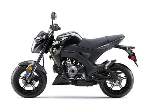 2018 Kawasaki Z125 Pro in North Mankato, Minnesota