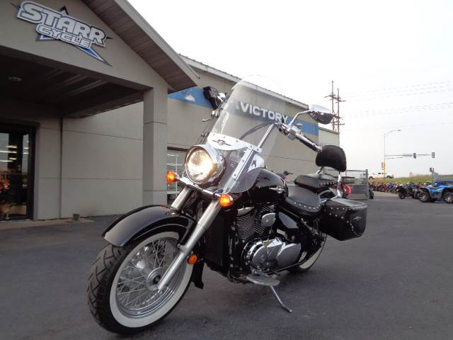 2007 Suzuki Boulevard C50T in North Mankato, Minnesota