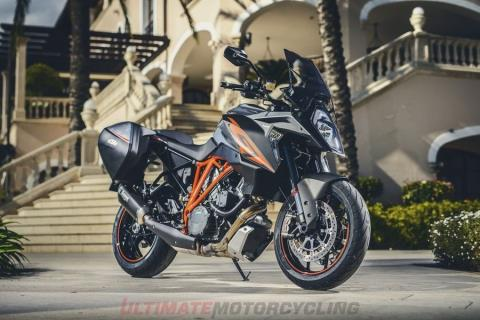 2016 KTM 1290 Super Duke GT (ABS) in North Mankato, Minnesota