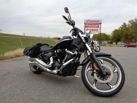 2009 Yamaha Raider in North Mankato, Minnesota
