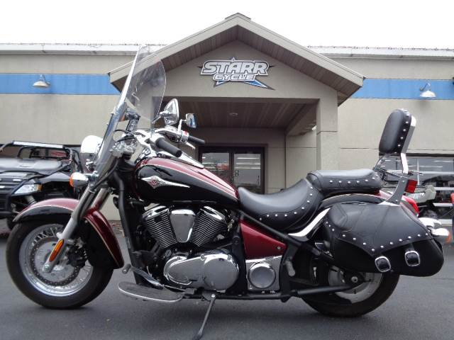 2010 Kawasaki Vulcan® 900 Classic LT in North Mankato, Minnesota