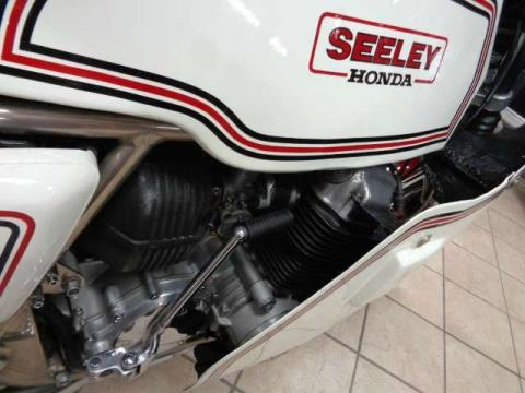 1977 Honda CB750 Seeley in North Mankato, Minnesota