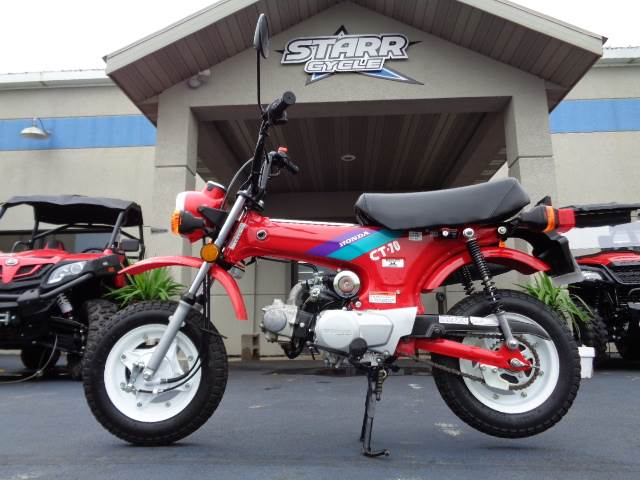 1994 honda motorcycle pictures  1994 Honda CT70 Motorcycles North Mankato Minnesota 0986