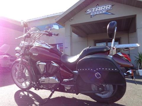 2012 Kawasaki Vulcan® 900 Classic in North Mankato, Minnesota