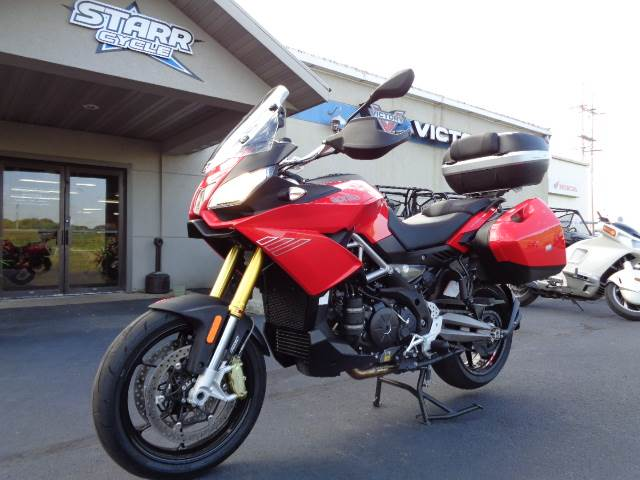 2015 Aprilia Caponord 1200 ABS Travel Pack in North Mankato, Minnesota