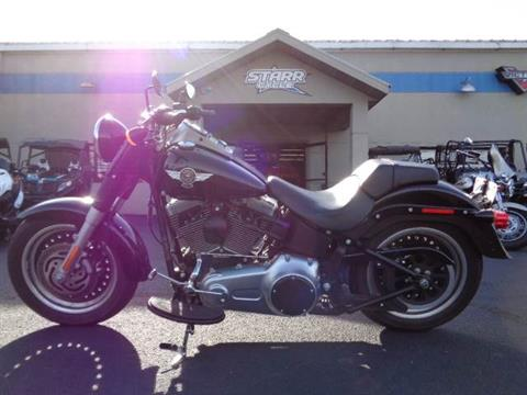 2010 Harley-Davidson Softail® Fat Boy® in North Mankato, Minnesota