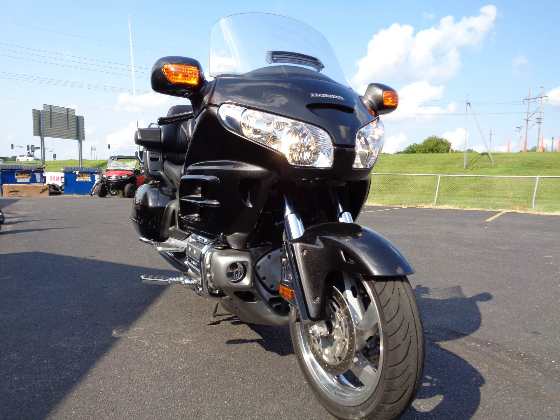 2010 Honda Gold Wing® Navi XM in North Mankato, Minnesota
