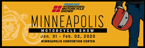 International Motorcycle Show - Minneapolis
