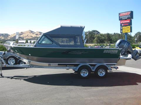 2018 Boulton Powerboats Sea Skiff 20 in Lakeport, California