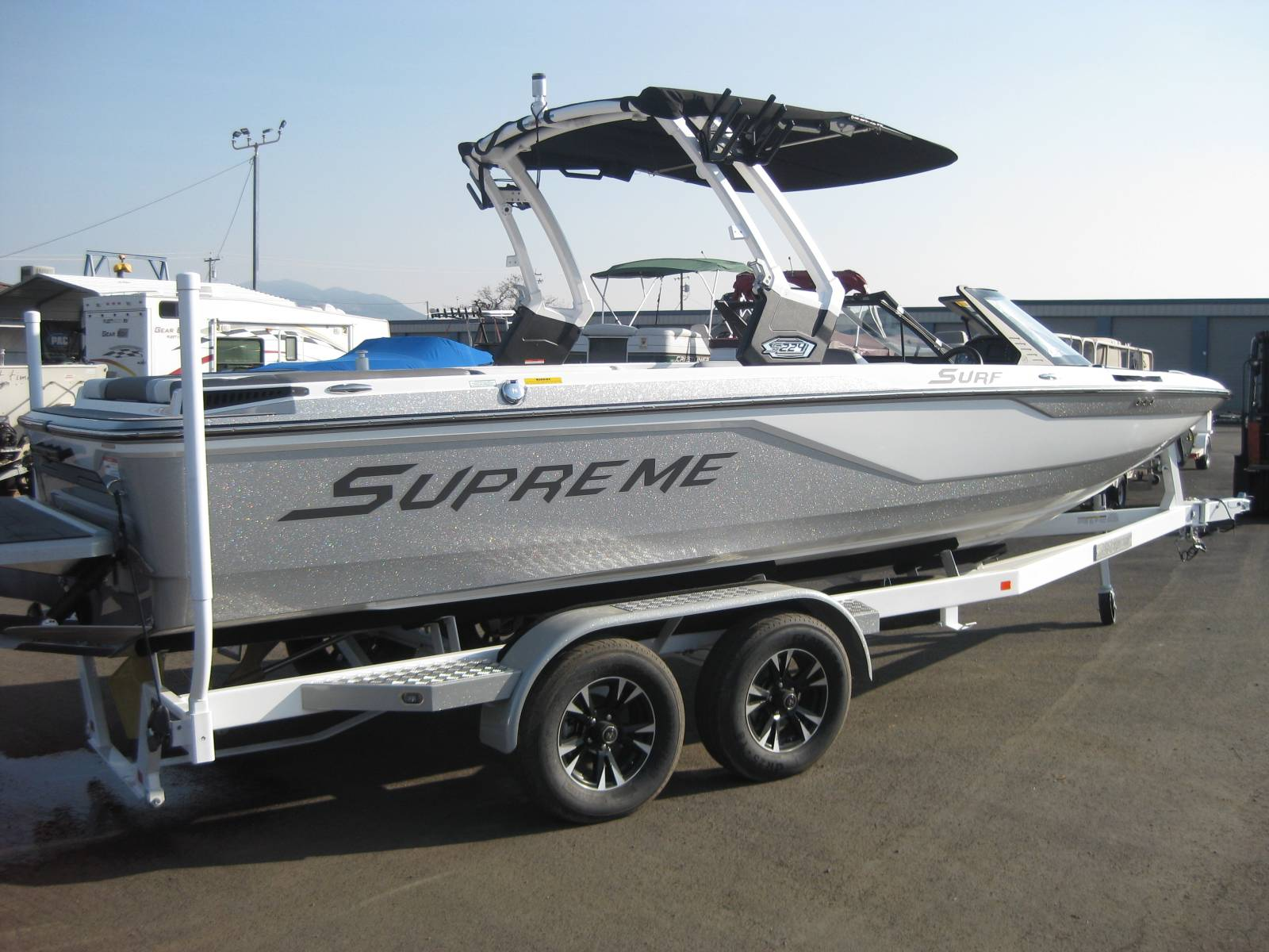2018 Supreme S224 in Lakeport, California