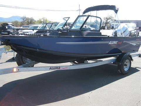 2020 Alumacraft Voyageur 175 Sport in Lakeport, California - Photo 1