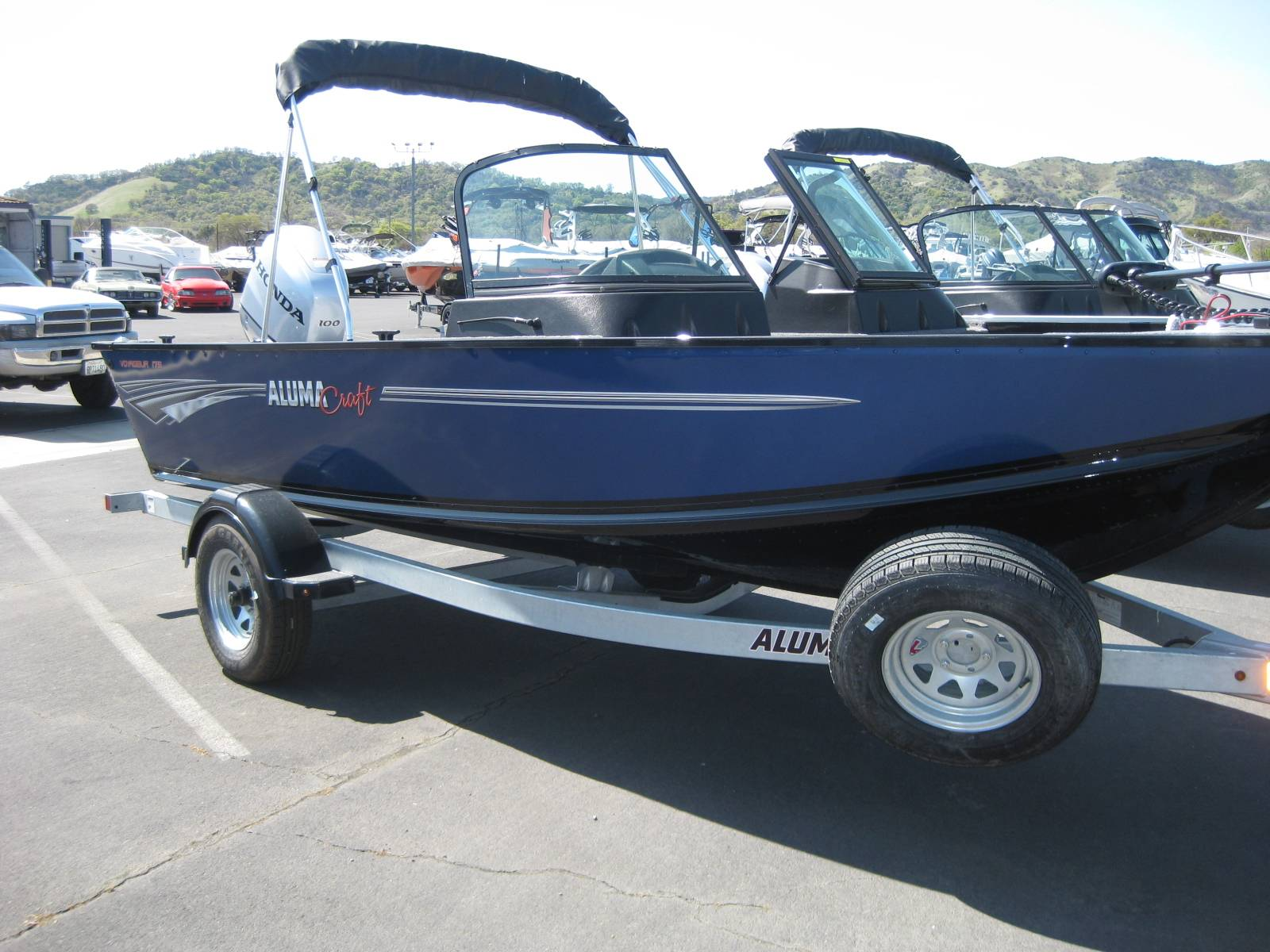 2020 Alumacraft Voyageur 175 Sport in Lakeport, California - Photo 3