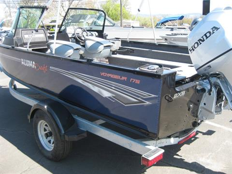2020 Alumacraft Voyageur 175 Sport in Lakeport, California - Photo 8