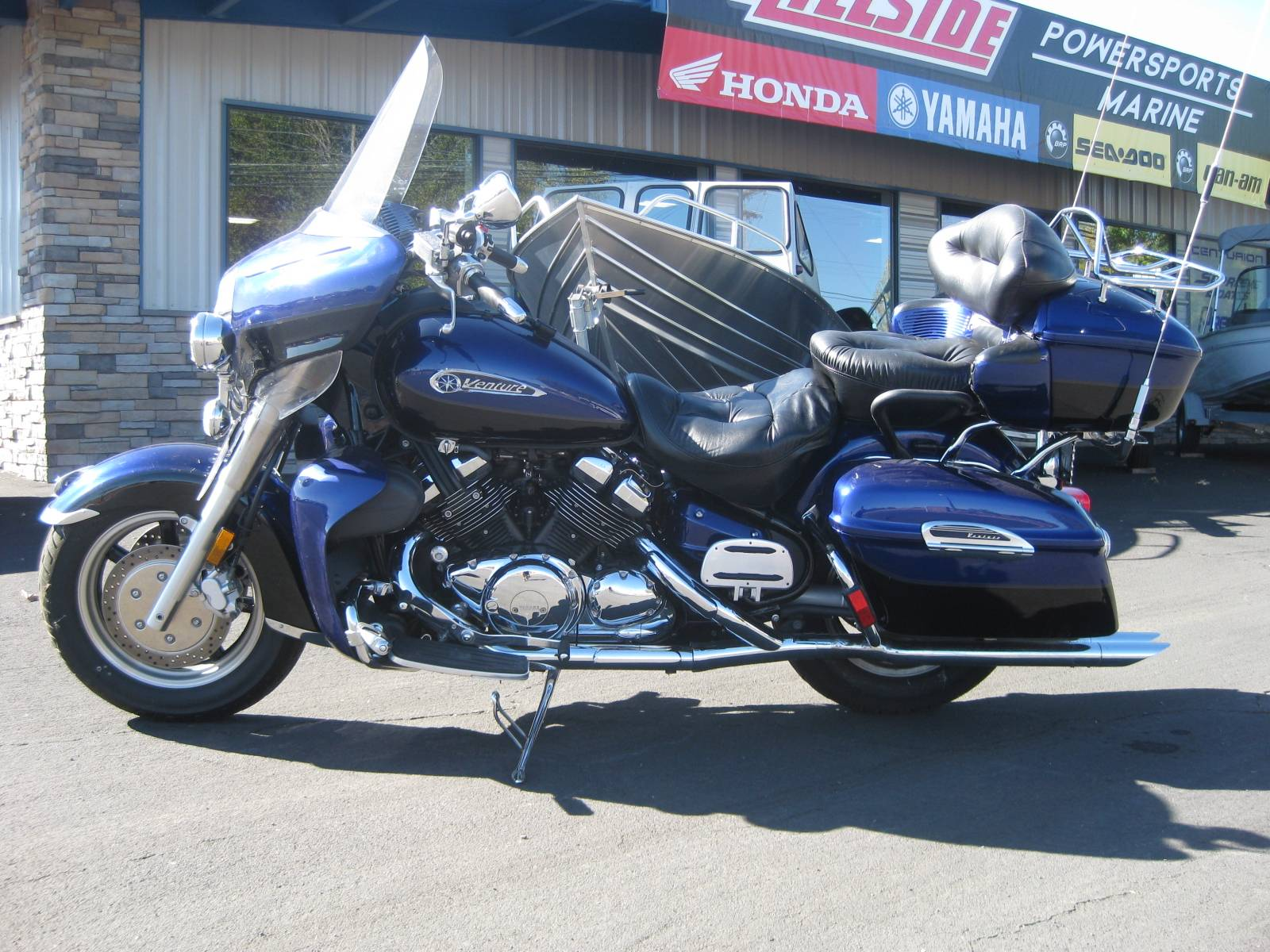 Used 2007 Yamaha Royal Star® Venture Motorcycles in Lakeport, CA ...
