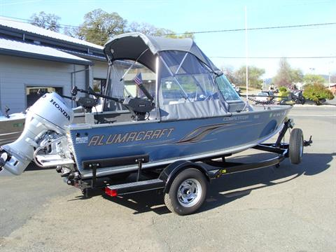 2013 Alumacraft Competitor 165 Sport in Lakeport, California