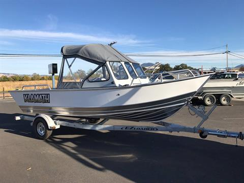 2018 Klamath 19 GTX in Lakeport, California