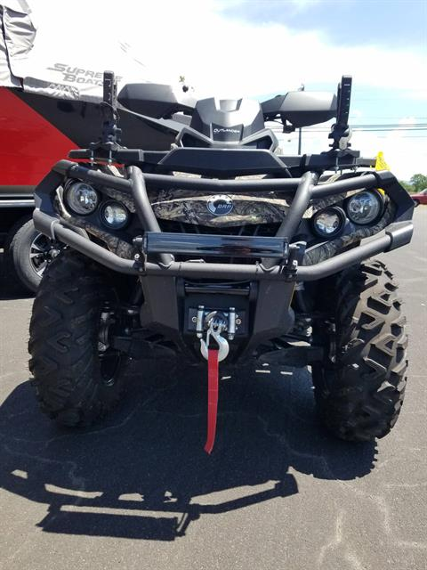 2018 Can-Am Outlander XT 650 in Lakeport, California