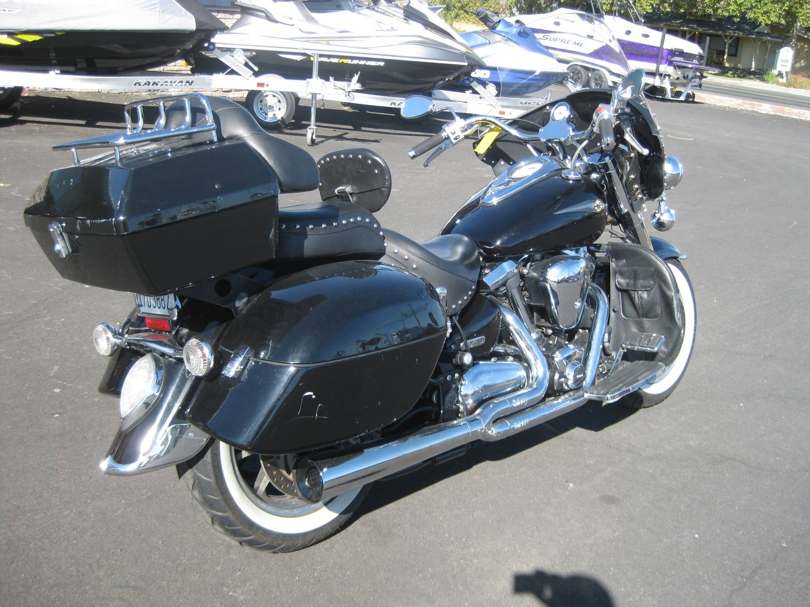 2004 Yamaha Road Star Midnight in Lakeport, California