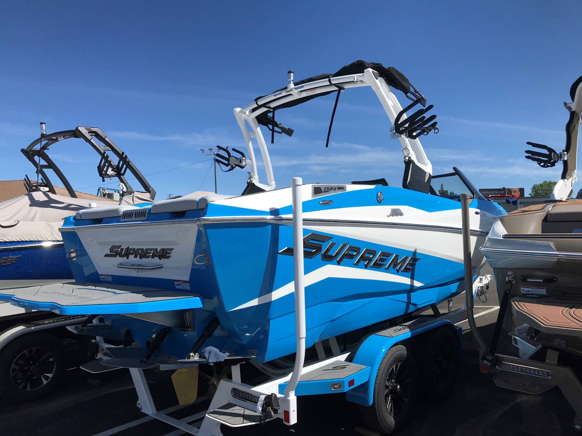 2019 Supreme ZS212 in Lakeport, California - Photo 11
