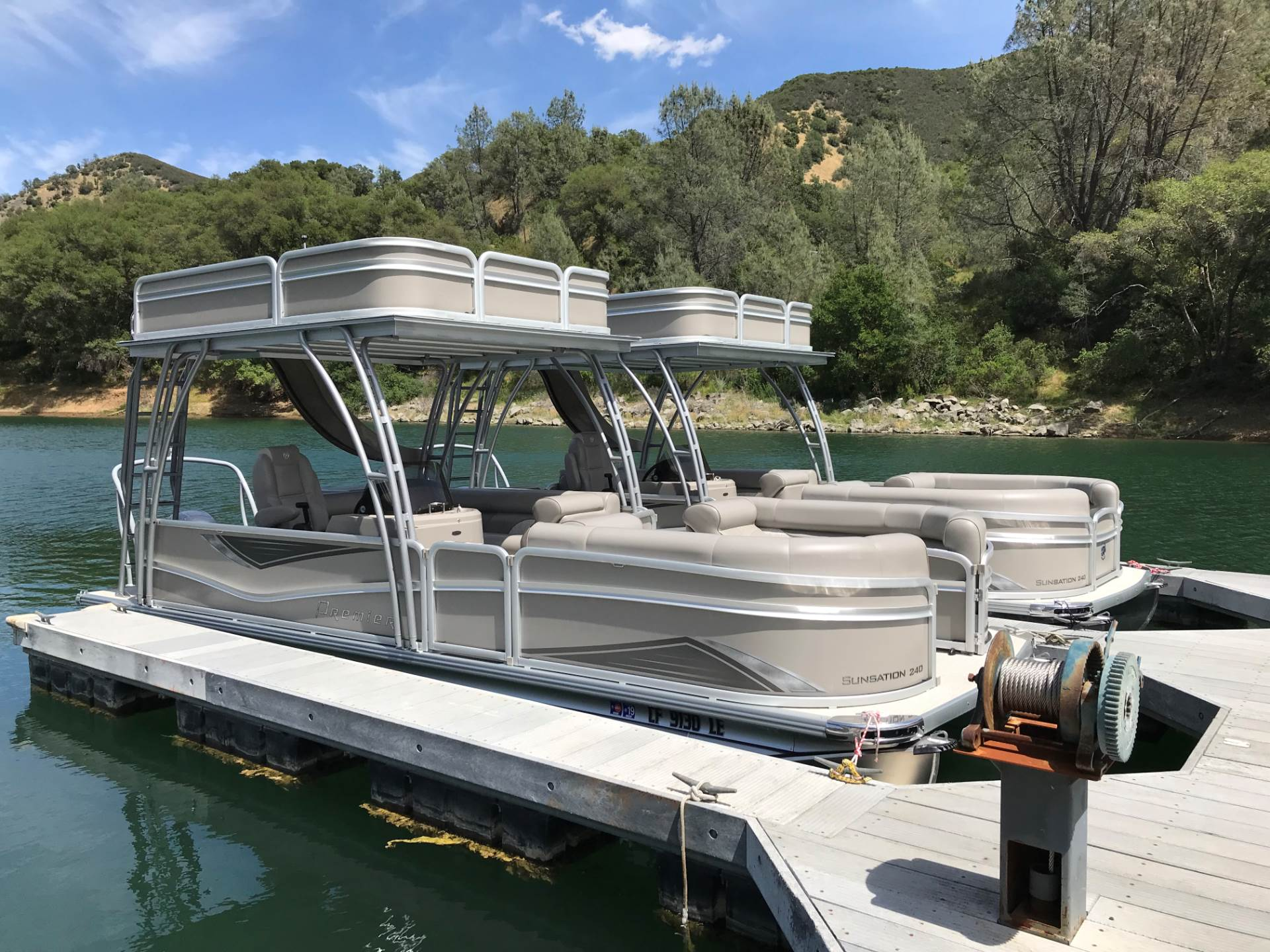 2018 Premier 240 SunSation in Lakeport, California